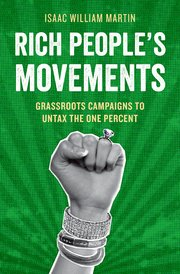 cover for Rich People's Movements by Isaac William Martin